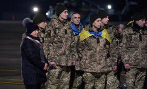Україна готова обміняти російських найманців на українських політв'язнів — Геращенко