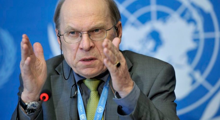 Геращенко розповіла, що координатор ОБСЄ провів провів таємну зустріч із Сурковим