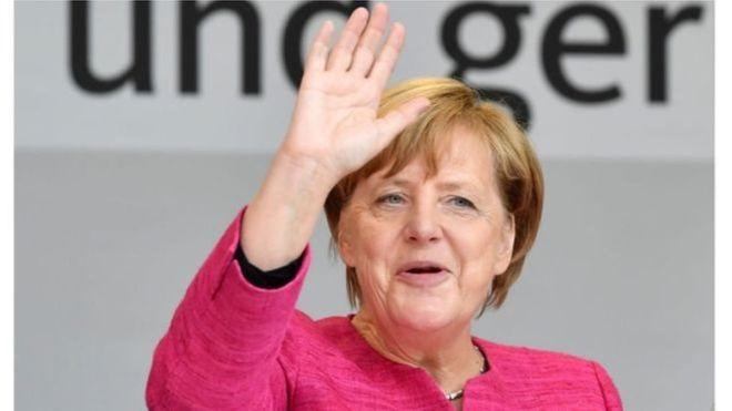 В Німеччині є коаліція: Меркель знову формуватиме уряд