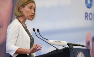У Євросоюзу немає втоми від України – Могеріні