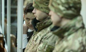 Захист Савченко подав апеляцію на рішення суду про її арешт