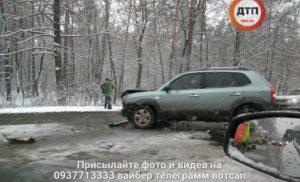 На трасі під Києвом сталася масштабна ДТП – утворилися кілометрові затори