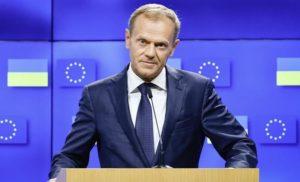 Туск направив лідерам ЄС стратегію відносин з Британією після Brexit