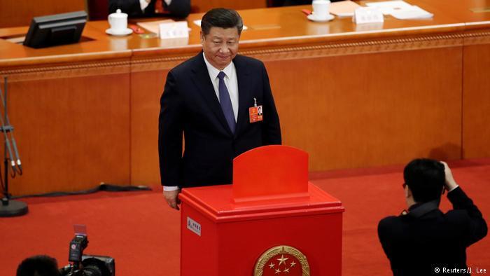 У Китаї усунули обмеження терміну повноважень глави держави