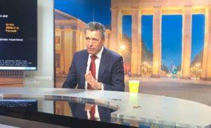 Екс-генсек НАТО: «Газпром» довів, що є засобом примусу