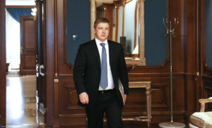 Українська митниця оштрафувала главу «Нафтогазу» на $ 311 млн