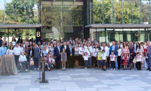 У Чилі відкрили перше українське дипломатичне представництво