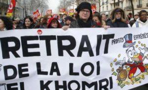 У Франції розпочався загальнонаціональний страйк