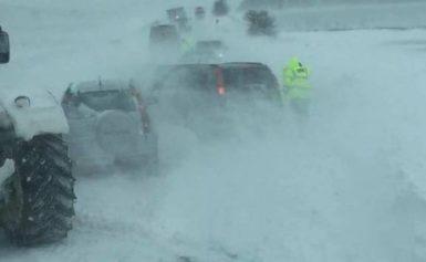 Снігопади в Європі: кількість загиблих зросла до 55, закриті аеропорти [ВІДЕО]
