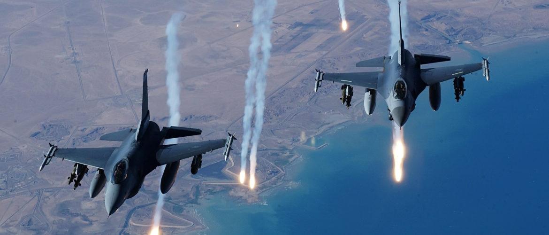 Євроконтроль попередив про можливі авіаудари по Сирії протягом 72 годин