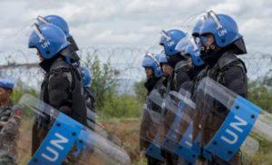 Порошенко: У питанні розміщення миротворців ООН на Донбасі є прогрес