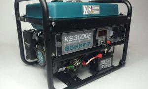 Современные генераторы Konner&Sohnen KS 3000E
