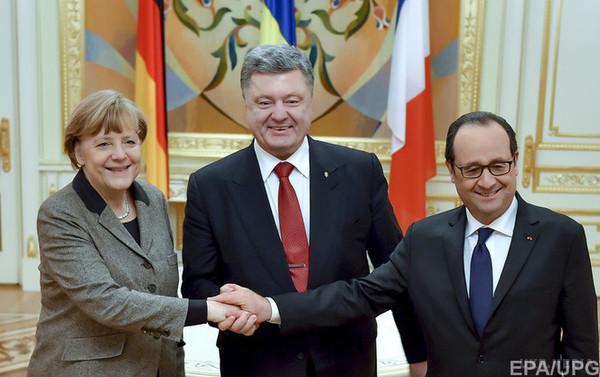 """У Путіна заявили, що """"нормандський формат"""" без Росії неможливий"""
