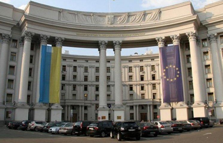 Український МЗС зробив офіційну заяву відносно удару коаліції по Сирії