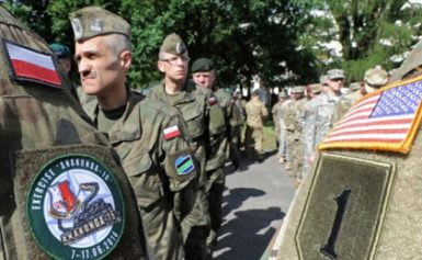 США збирається збільшити військовий контингент у Польщі