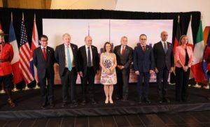 Саміт Великої сімки вперше пройшов за участі України: головні подробиці