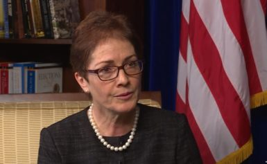 Наступний крок за Росією, – посол США про встановлення миру на Донбасі