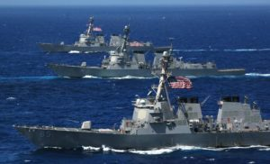 Холодна війна 2: США відроджують Другий флот у Атлантичному океані