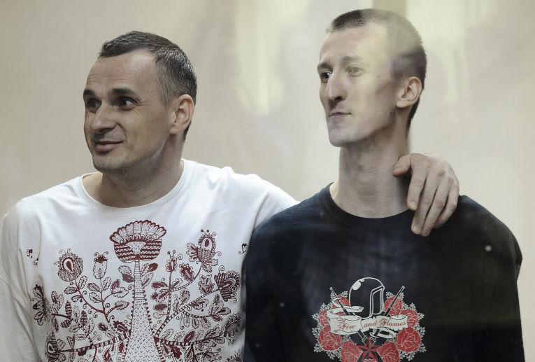 Омбудсмен України звернулась до Червоного Хреста звернулась з проханням перевірити стан дотримання прав Сенцова та Кольченка у РФ