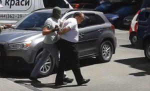 """СБУ показала відео затримання організатора """"вбивства"""" Бабченко"""