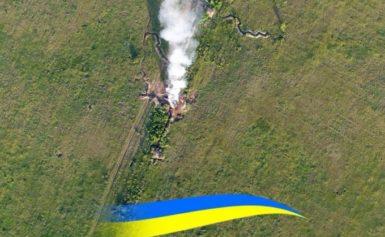 На Донбасі знищений опорний пункт окупантів: з'явилося відео моменту