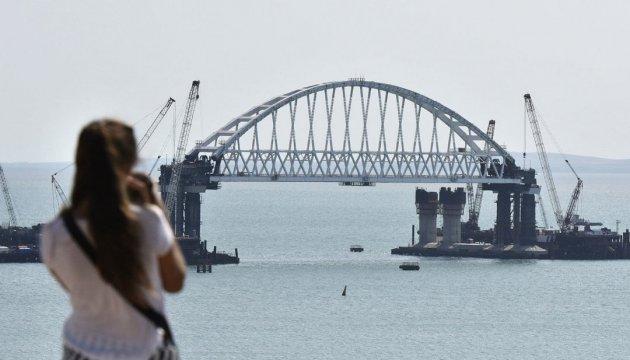 Кримський міст є черговим порушенням Росією міжнародного права — МЗС Польщі