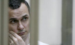 Я громадянин України: у Раді Європи зачитали лист Сенцова