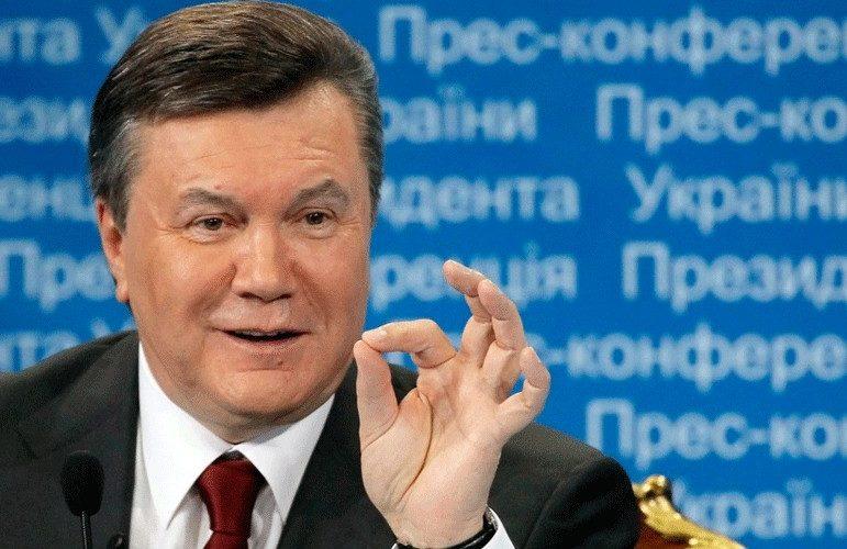"""Путін """"здер"""" політичне гасло в """"пенсіонера на дачі"""" Януковича – ЗМІ"""