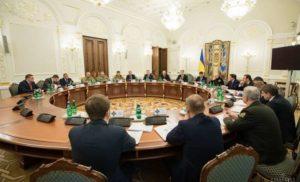 РНБО сьогодні розгляне санкції проти Росії