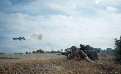В Україні вперше відбулися пуски джавелінів – Порошенко ВІДЕО