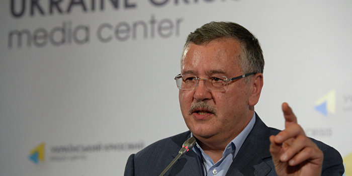 Візовий режим з РФ обов'язковий в умовах воєнної агресії, – Гриценко