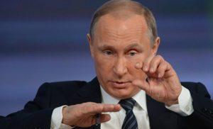 Путін відверто погрожує Україні в прямому ефірі