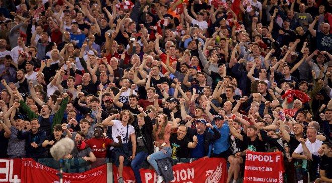 Фанати «Ліверпуля» вимагають переграти фінал Ліги чемпіонів