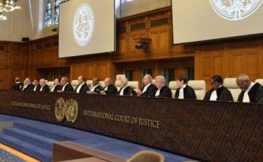 Україна подала до суду ООН меморандум проти РФ щодо фінансування тероризму