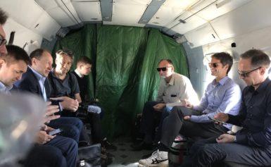 Голова МЗС Німеччини вирушив до Маріуполя