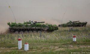 У країнах Балтії почалися масштабні військові навчання НАТО
