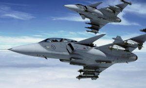 Винищувачі НАТО за тиждень 6 разів супроводили військові літаки РФ