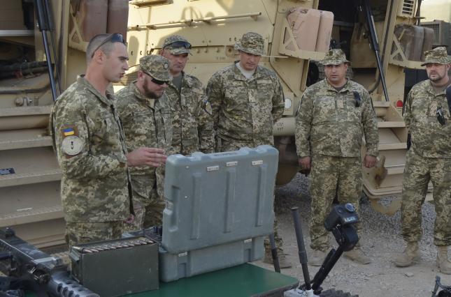 Не дивлячись на ООС український контингент в Афганістані буде збільшено до 29 військових