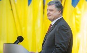 Порошенко відреагував на заяву США щодо окупації Криму Росією