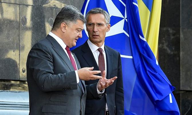 Голова НАТО закликав Україну до реформ заради членства в Альянсі