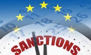 Рішення ЄС, щодо продовження терміну санкцій проти РФ набуло чинності