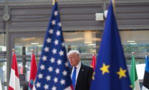 ЄC зробить все можливе, щоб уникнути торговельної війни з США – Меркель