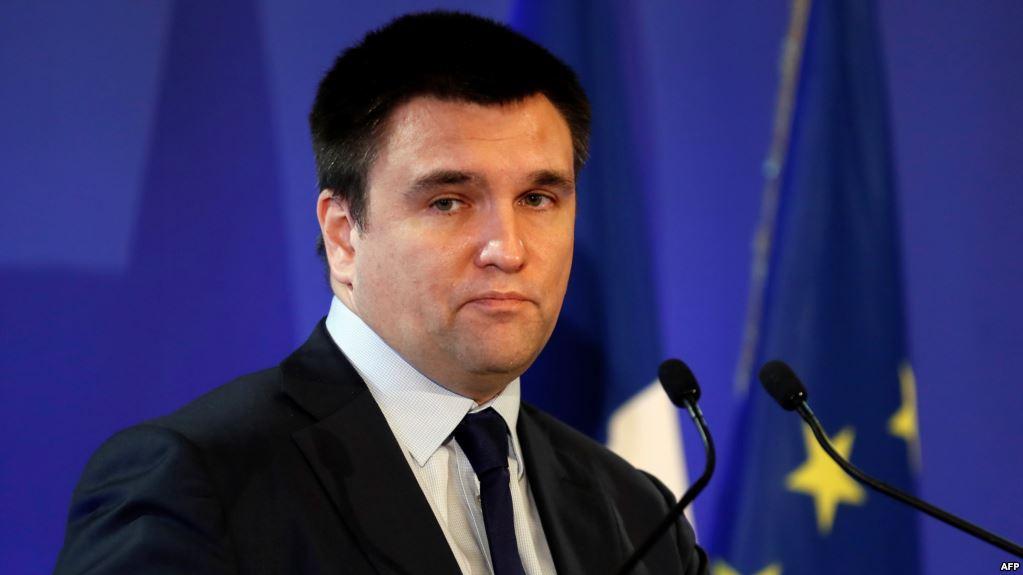 Клімкін закликав покарати сербських найманців, які воюють на українському Донбасі на боці Росії