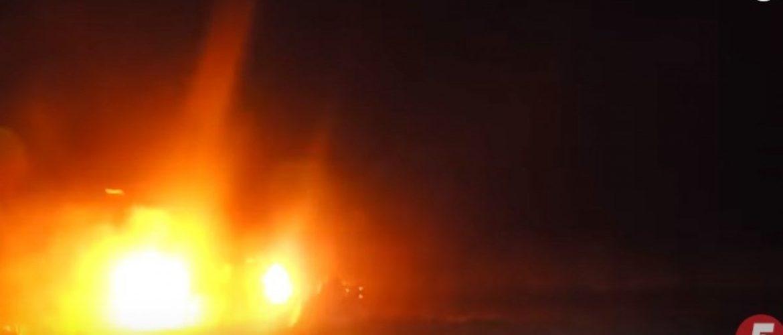 Під Золотим російські найманці з ПТРК  підбили авто з українськими військовими – є жертви