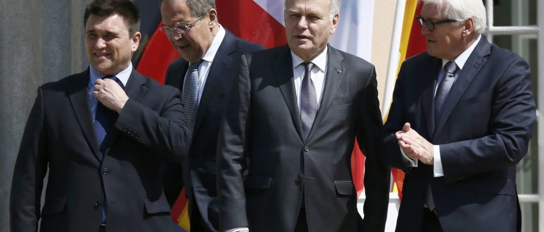"""У Путіна допускають саміт лідерів """"нормандської четвірки"""" у Парижі"""