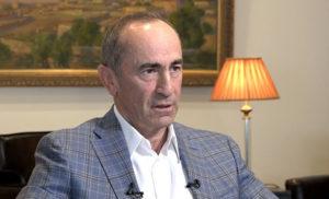 Колишнього президента Вірменії суд відпустив з-під арешту