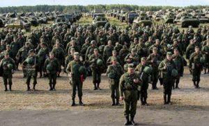 Росія готується провести найбільші за чотири десятиліття військові навчання