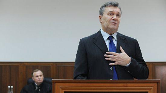 Прокурори ГПУ просять суд винести Януковичу вирок у вигляді 15 років