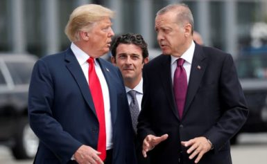 Туреччина: відносини з США на межі повного розриву