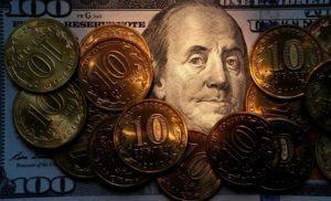 РФ прискорить відмову від долара через санкції США